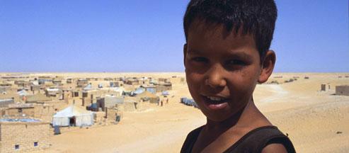 [Länsi-Sahara] sahara_poika2 (10.05.11)