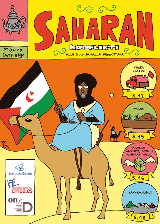 [Länsi-Sahara] sahara_sarjakuvakansi (27.02.13)