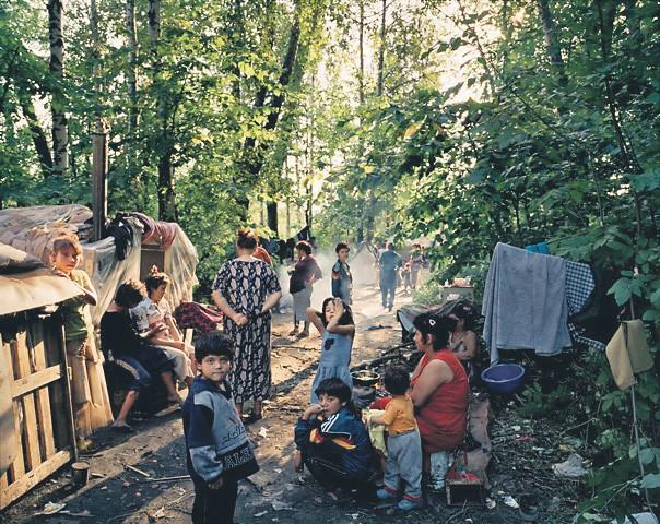 Slovakian romanien vaikeudet jatkuvat
