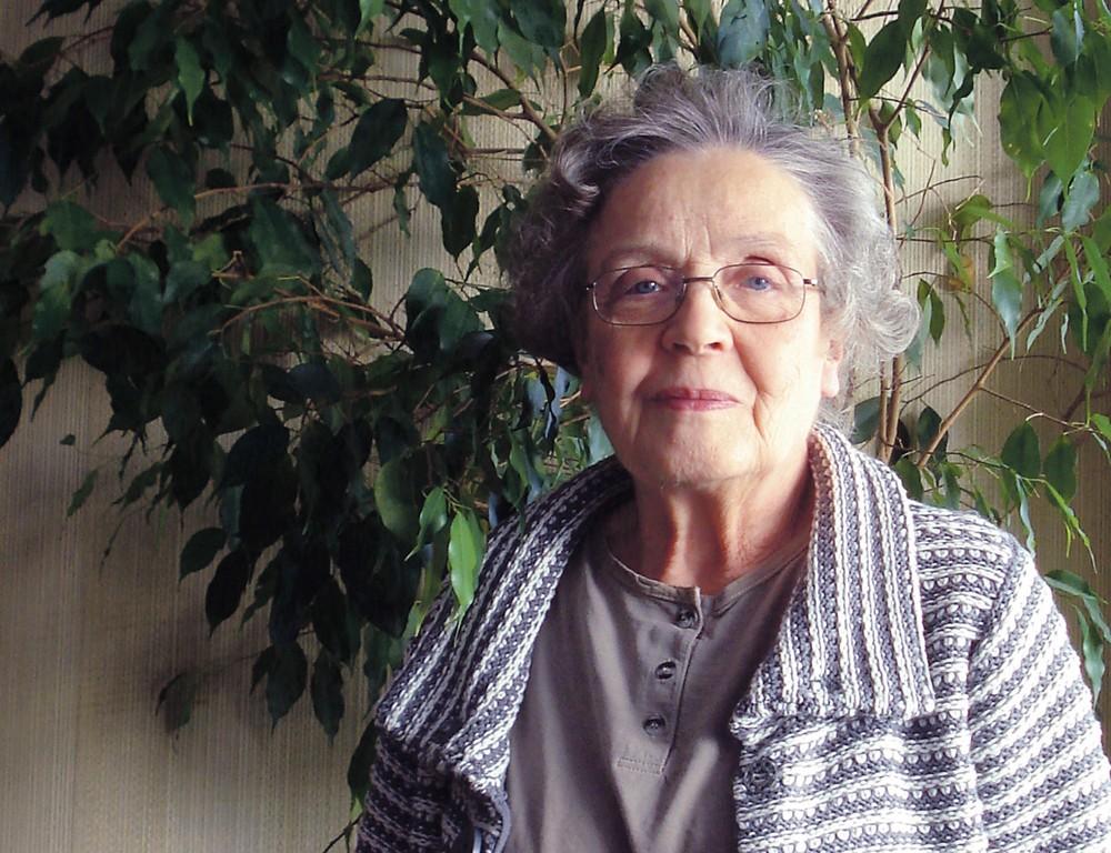 Rauhantekijä Anna-Liisa Mattsoff: Uraaniaseiden uupumaton vastustaja
