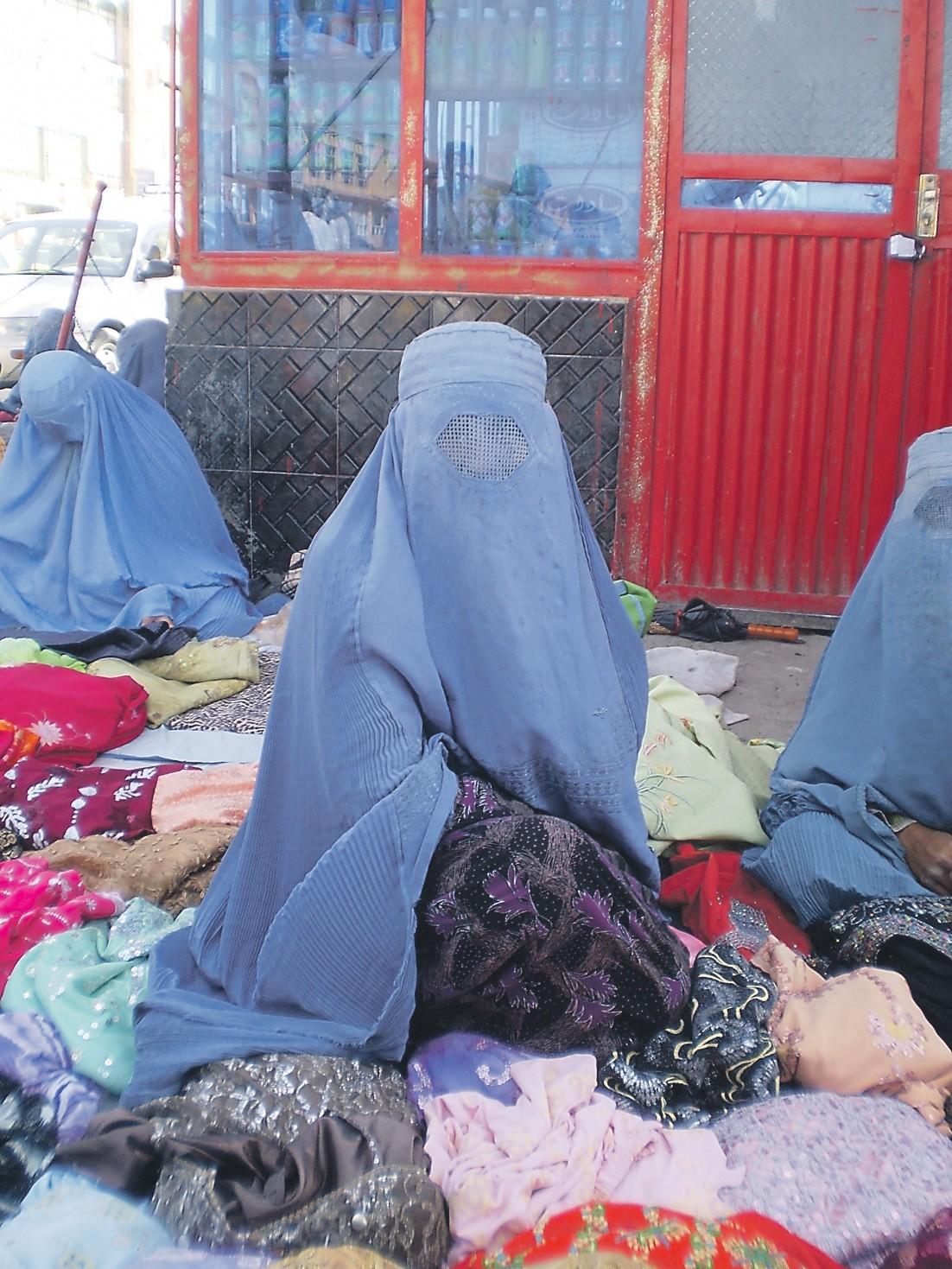 Välähdyksiä Afganistanista