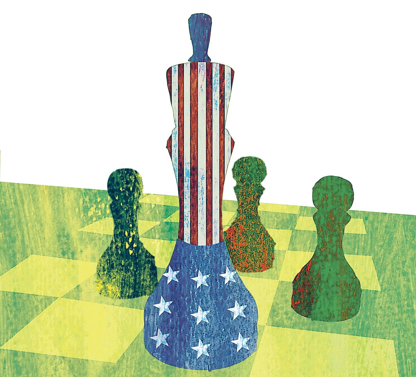 Huomautuksia USA:n ulkopolitiikasta