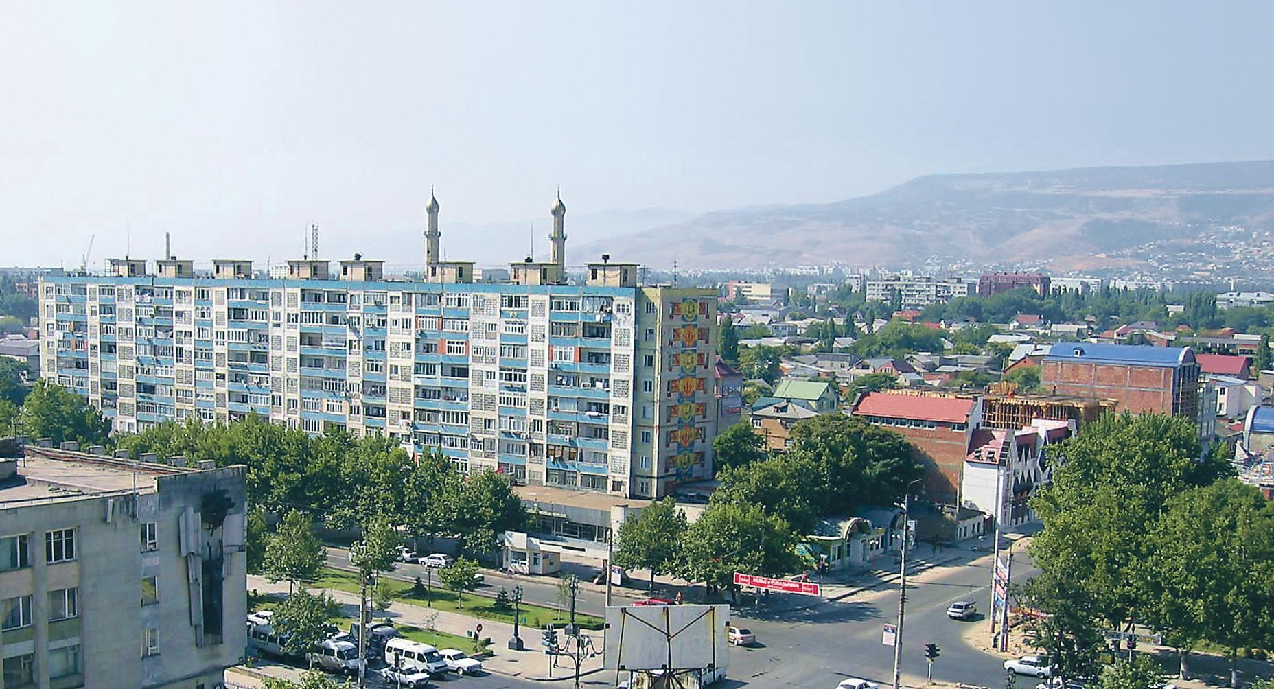 Dagestan jälleenrakennuksen kynnyksellä