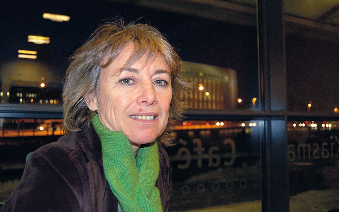 Silminnäkijä Irakista: Giuliana Sgrena