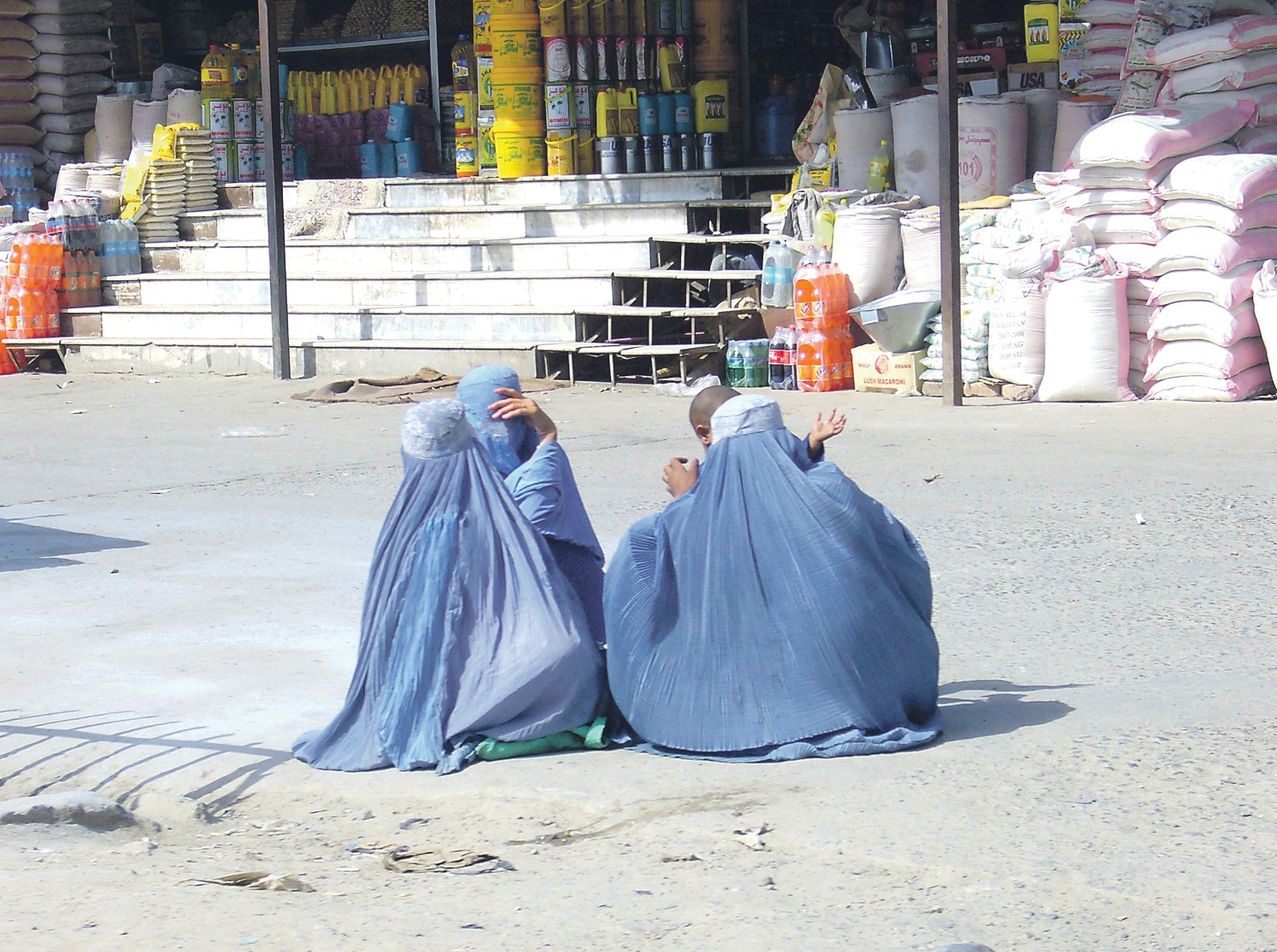 Suomalaiset Afganistanissa