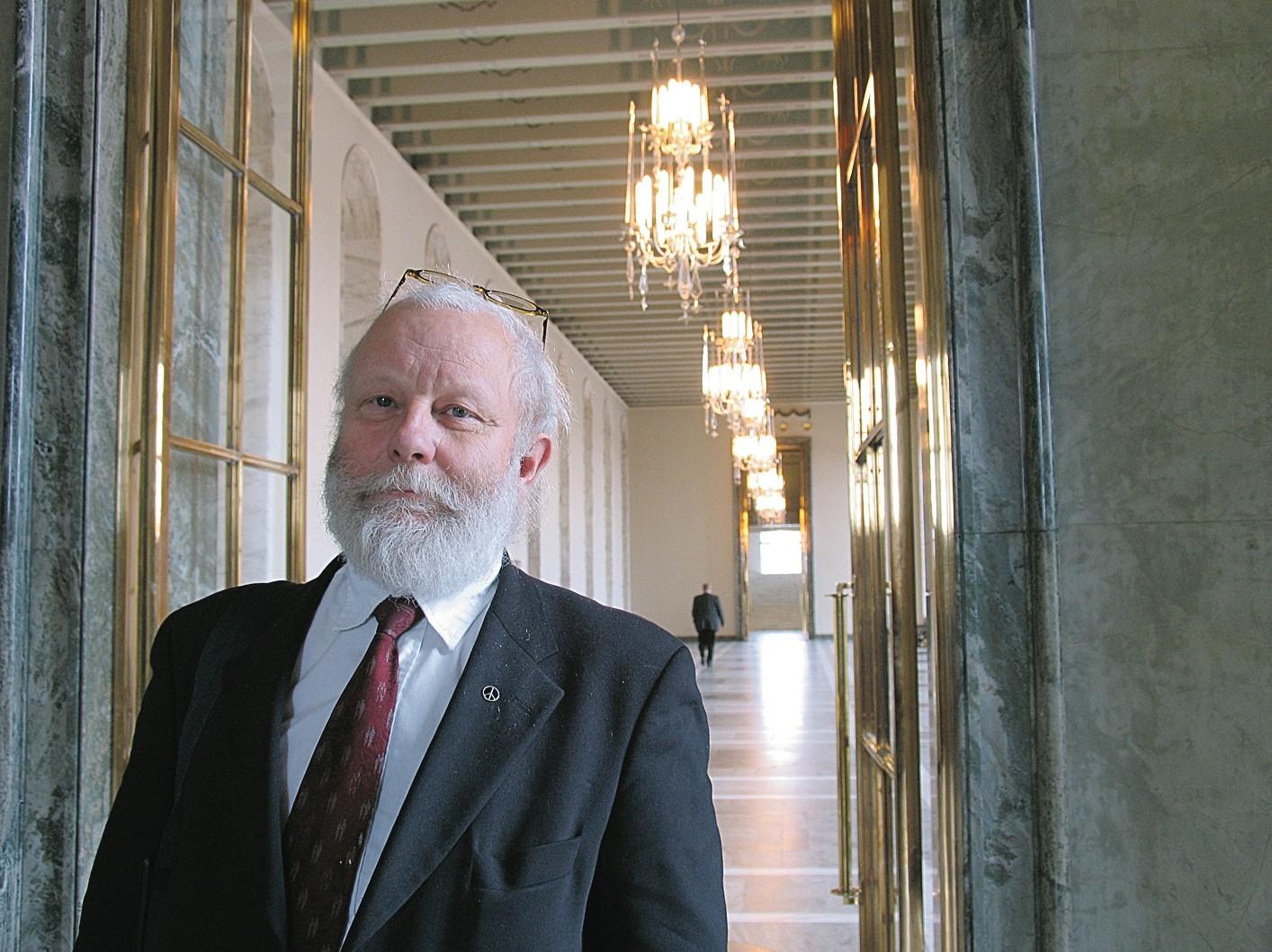 Rauhantekijä Ilkka Taipale: Taipaleen verran ydinasioita