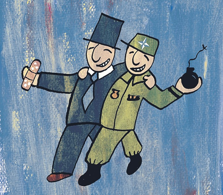 YK–Nato-yhteistyö syvenee