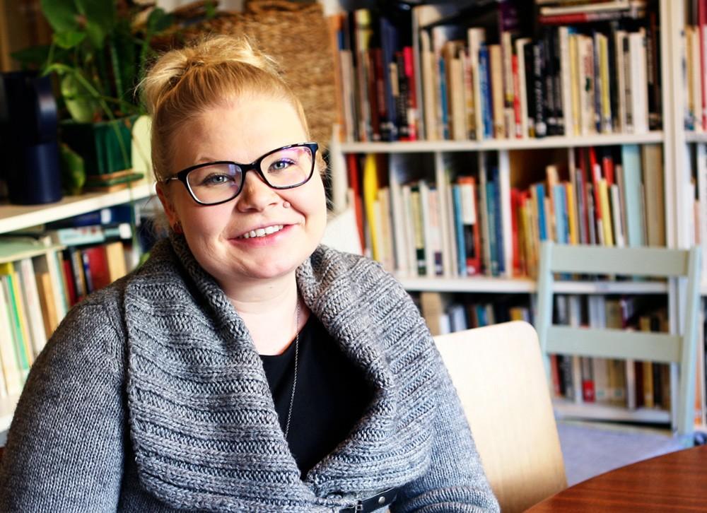 Rauhantekijä Anni Lahtinen: Etsitään ratkaisuja yhdessä