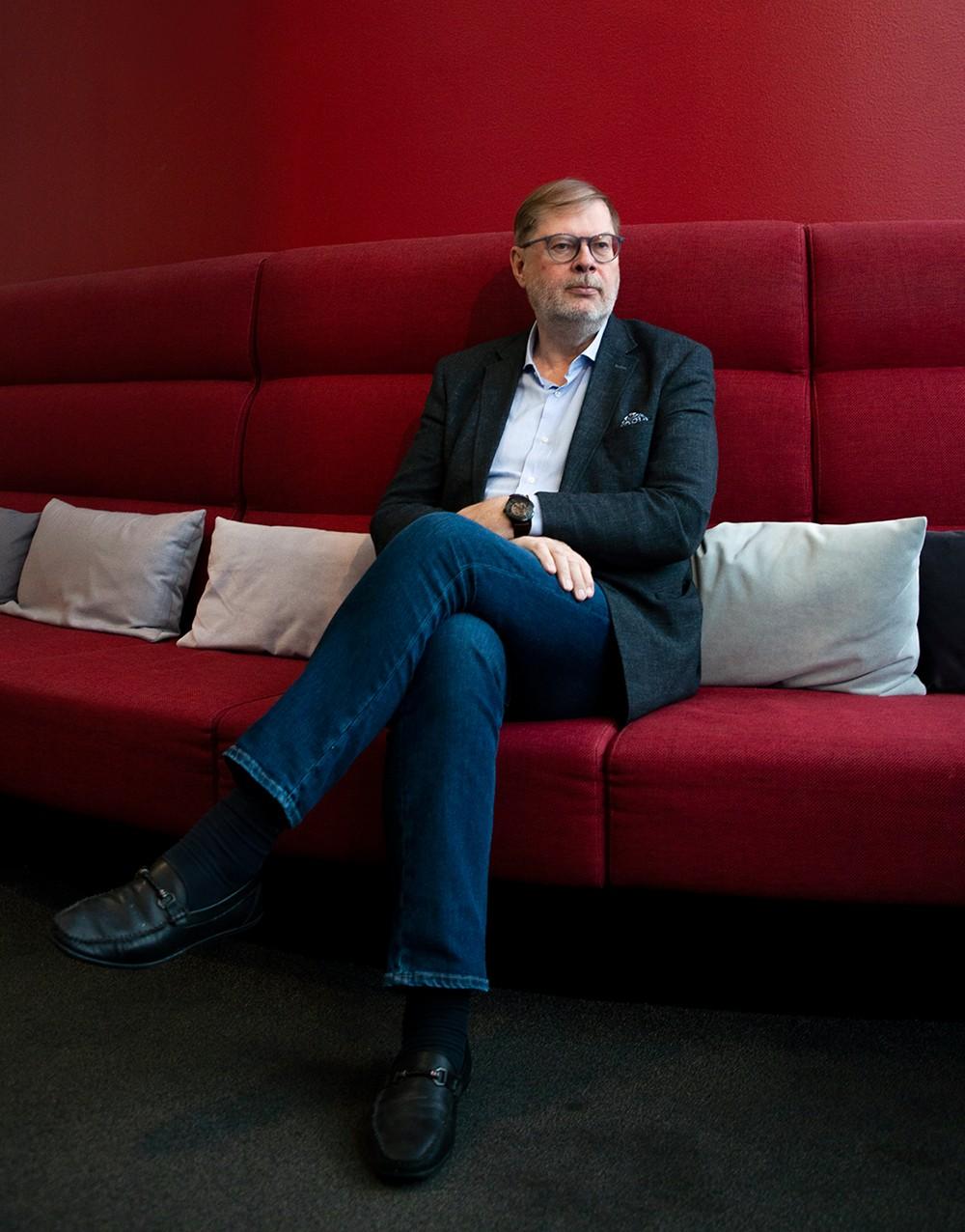 Mikko Lohikoski – kosmopoliitti ja arabikansojen ystävä